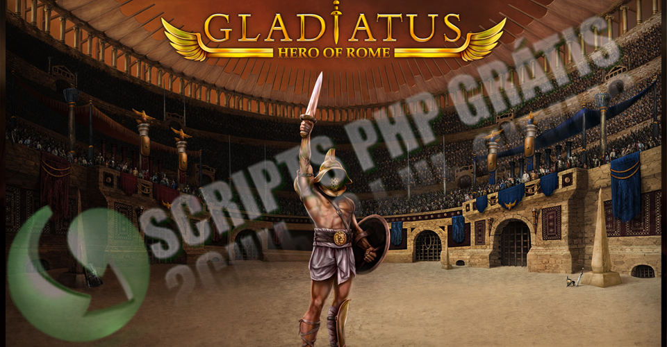 Gladiatus Screen 01